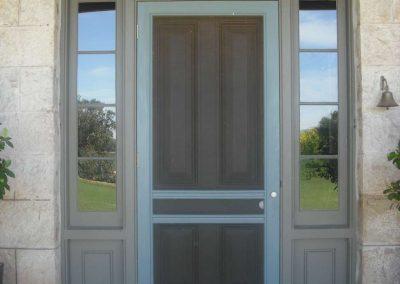 Bespoke Entry Door