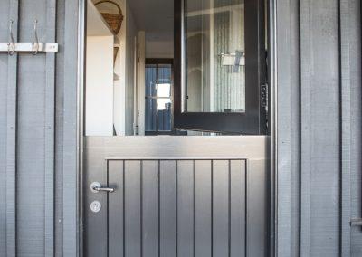 Timber Dutch Door