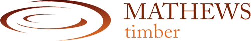 Mathews Timber Logo