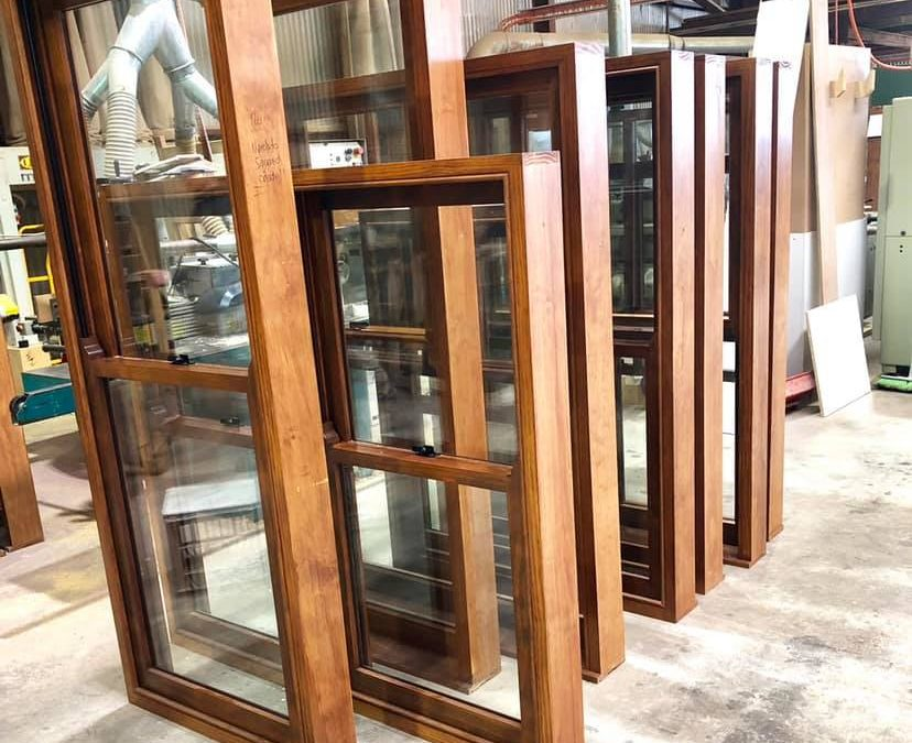 Timber Windows Manufacture