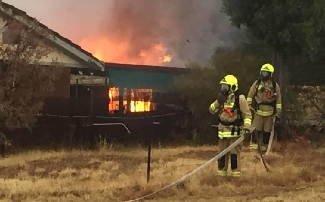 BAL - Bushfire Housefire